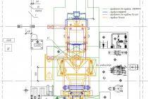 01_Наложение фундаментов и турбин